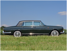1969 Rolls-Royce Silver Shadow LWB Formal Sedan by ClassicGray.com