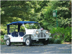 1967 Mini MOKE by ClassicGray.com