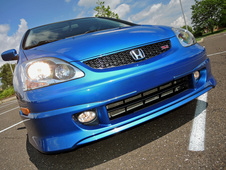 2004 Honda Civic Si by ClassicGray.com