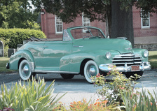 1947 Chevrolet Convertible by ClassicGray.com