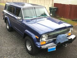1977 Jeep Cherokee Sport by ClassicGray.com